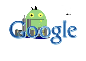 Doodle For Google by DrewTheWolf