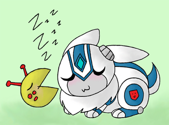 Snooze by bunnybot