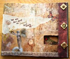 Altered Book by grumbleworts