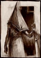 Pyramid Head by SilentIvo