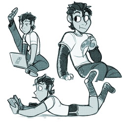 more rhys by TODD-NET