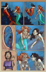 Magic High mermaids by Mad-Sniper