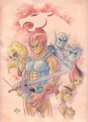 Thundercats by airold