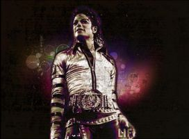 King of Pop..R.I.P. Michael by EvilFuckinPrincess
