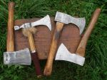 Troll Axes by Carancerth