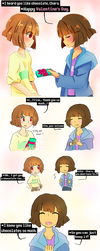 Undertale - Charisk on the air by AremiAltaria-san