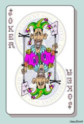 Obama the Joker by Conservatoons