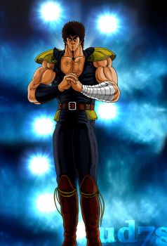 Kenshiro Seven Stars by UD7S