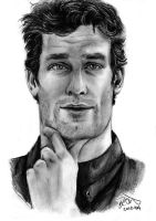 Mark Webber by xelanelho