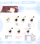 Simple Eye Tutorial by bunbby