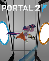 My Little Portal by Spectty