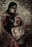 And what do you want, my sweet Reek? by GibiLynx