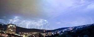 Thunders and lightnings by MilosGizdovski