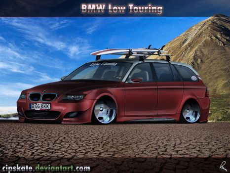 BMW Low Touring by CipSkate