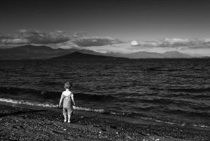 The young man and the sea by hosagu