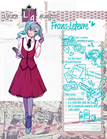 Frans Lefevre || LucienAcademy Student Application by Coffeere-Kohai