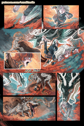 Small Trolls Page sample 2 by MikaelHankonen