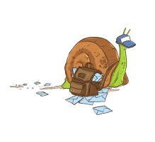 snail mail by buang