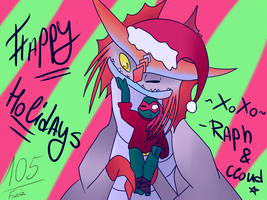 Happy Holidays~! by Foziz105