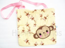 Monkey Bag by CosmiCosmos