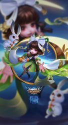 Wallpaper Phone Chang'e Moon Palace Immortal by FachriFHR