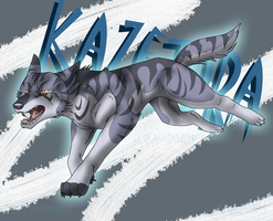 Kazetora of the North Wind by KasaraWolf
