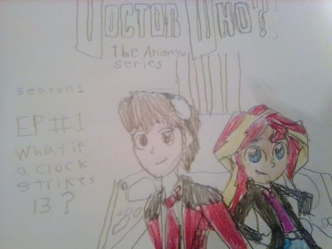 doctor who: the animated series: episode 1 by soundbreaker1235