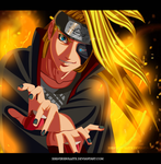 Deidara by xSilverXBulletx