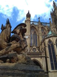 The Metz Cathedral by CelestinaGrey