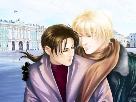 APH rochu-St. Petersburg by snowhaven