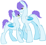 Skycity- I dont need a cutie mark when Ive got you by Kaiimira