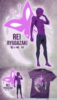 Free! Rei Shirt Design by a745
