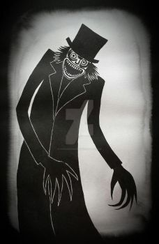 Babadook by Egregiousness