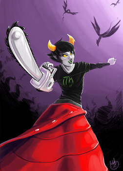 Kanaya - Homestuck by LittleMeesh