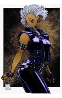 Storm by Arthur Adams by DrDoom1081
