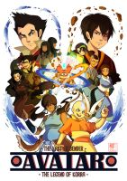 Team Avatar by Willow-San