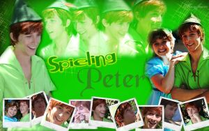 Spieling Peter by margflower