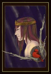 -:Long live the King:- by mesai