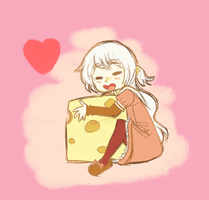 cheese! cheese! by vividgrim