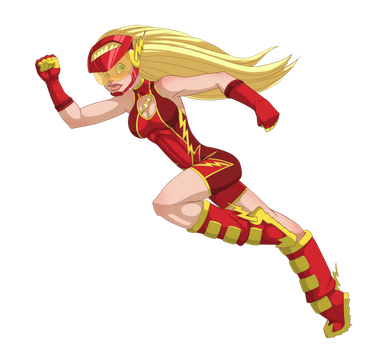 Jesse Quick by Flick-the-Thief