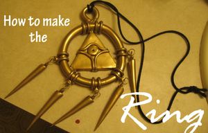 How to: Make your own Ring by Meeps