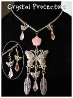 Crystal Protectors - jewelry pack by SaQe