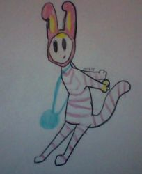 popee doodle by Nftyfox