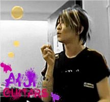 Aiji with Bubbles -WFWH- by elrickousuke54