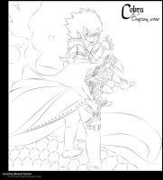 Cobra Oracion seis fairy tail by bleach-hunter