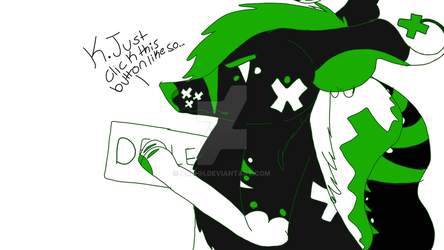 Little Doodle ~ Toxic (Lumiog) by Akrhh