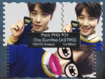Pack PNG #34 - Cha EunWoo [ASTRO]  01  by YuriBlack