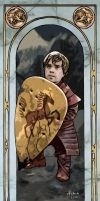 Tyrion Lannister by AlessiaPelonzi