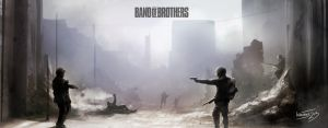 Band Of Brothers by breaker213