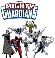 Mighty Guardians by roygbiv666